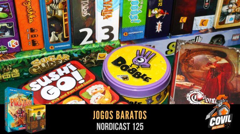 Nordicast 125 – Jogos Baratos